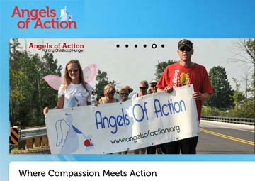 Angels of Action Feeding Mecosta County