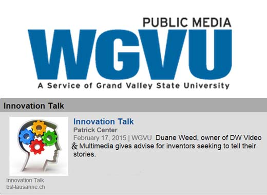 Innovation PBS WGVU Interview