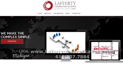 Lafferty Communications Michigan