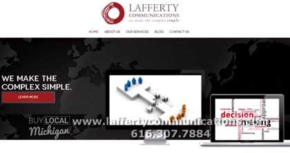 Lafferty Communications – strategy firm