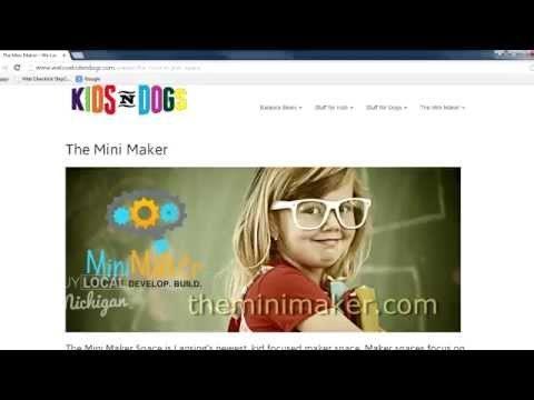 Michigan Mini Maker Space