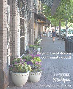 buying local michigan
