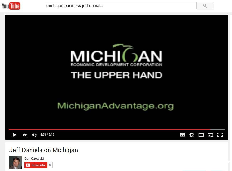 business in Michigan