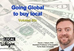 Global economics for Michigan communities