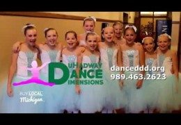 A Mid Michigan dance studio that cares about each and every dancer.