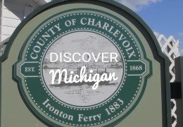 Ironton Ferry Charlevoix Michigan