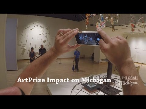 ArtPrize Buy Local Michigan