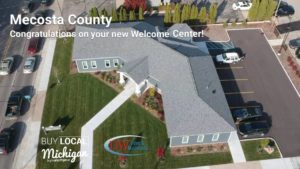 Mecosta Welcome Center Grand Opening