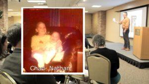 Grand Rapids Author Nathan Hickman