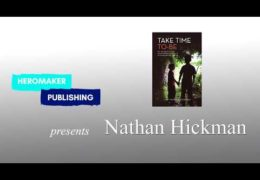 Grand Rapids Author Nathan Hickman