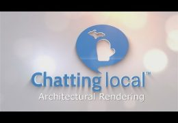 Architectural Rendering-Chatting Local