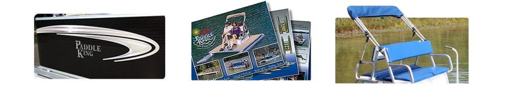 Michigan Made Paddle-Pontoon Boats
