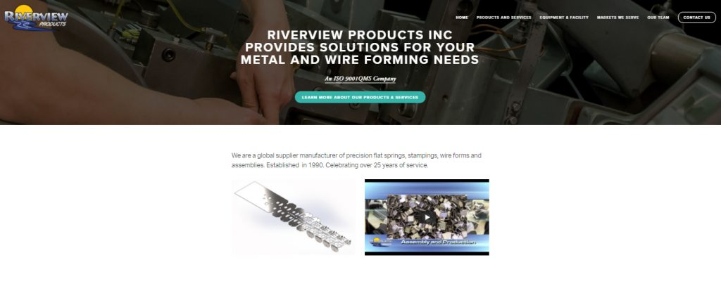 Riverview Products-Rockford Michigan