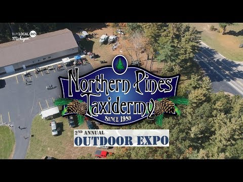 Outdoor Expo 2018 – Northern Pines Taxidermy