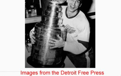 Red Wings great Ted Lindsay